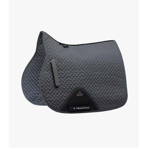 Plain Cotton Saddle Pad GP/Jumping